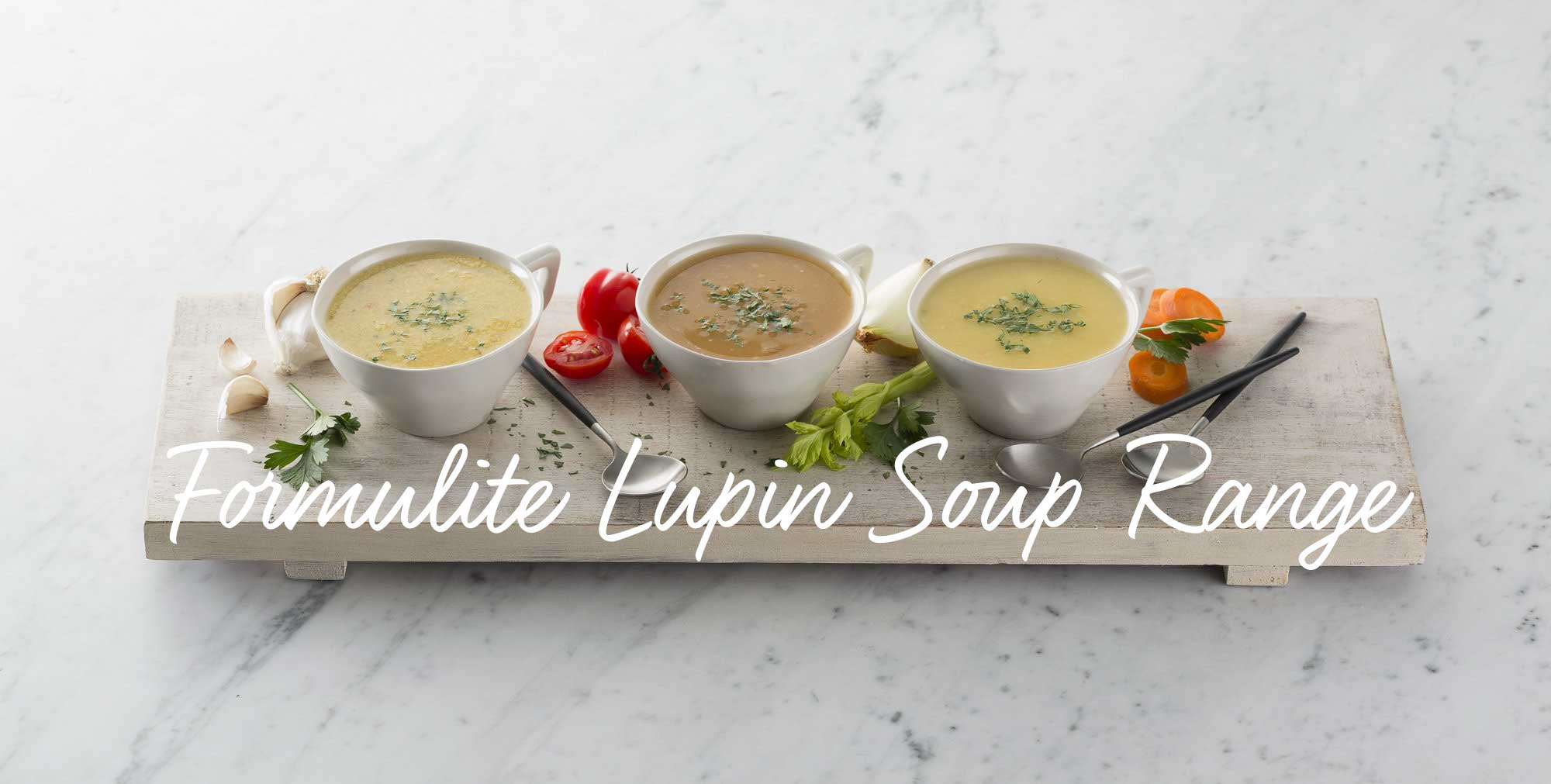 lupin soups help manage weight